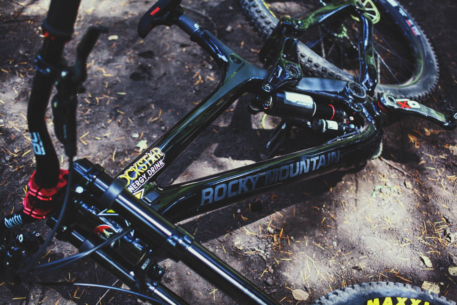 Jordie Lunn's Rocky Mountain Maiden Unlimited.