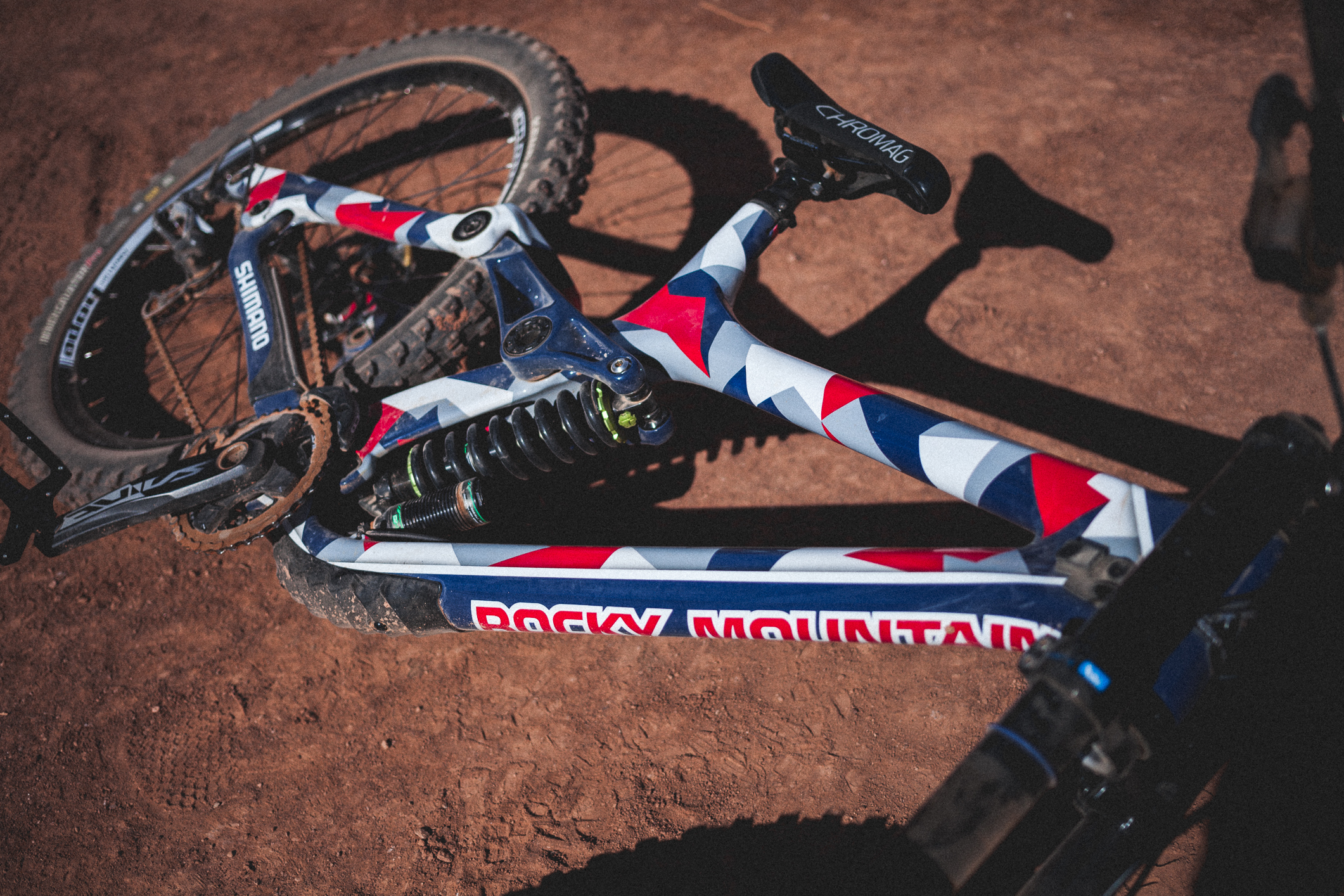 Carson Storch's Rocky Mountain Maiden.