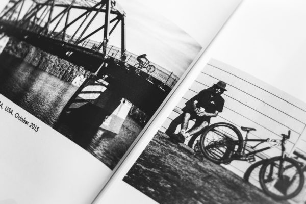 bicycle nightmares book vol. 1 - alex reveles