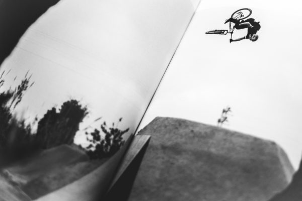 bicycle nightmares book vol. 1 - brandon semenuk