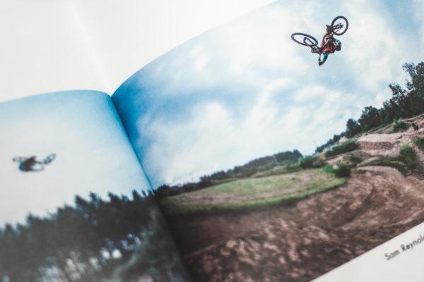 bicycle nightmares book vol. 1 - sam reynolds