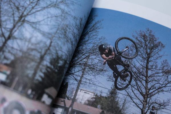 bicycle nightmares book vol. 3 - billy lewis