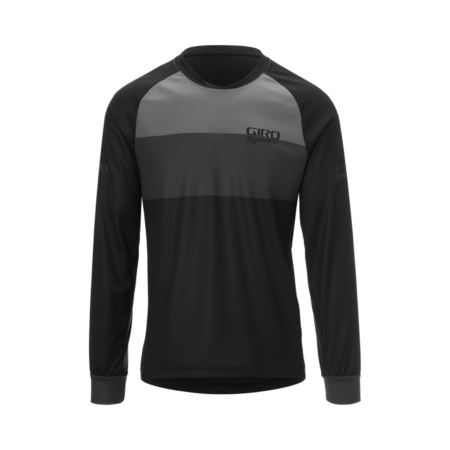 giro x bicycle nightmares roust ls jersey