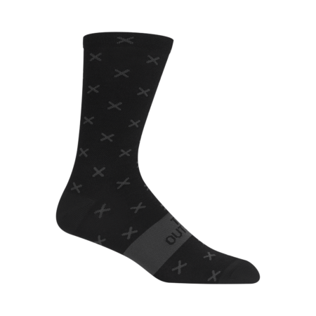 giro x bicycle nightmares straight edge socks