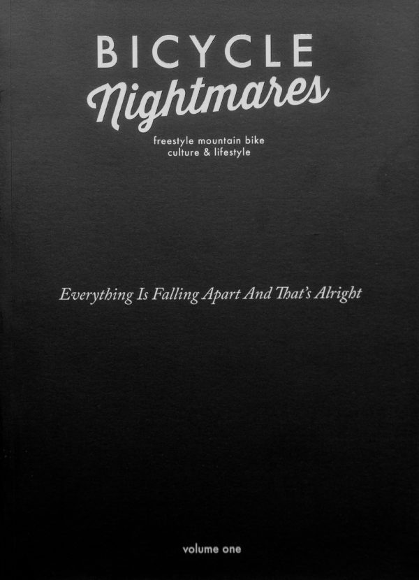 bicycle nightmares book vol. 1