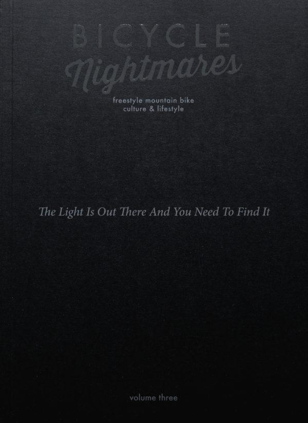 bicycle nightmares book vol. 3